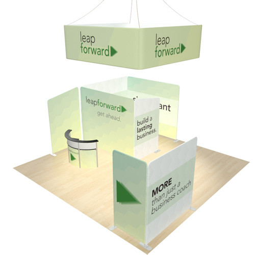 20' x 20' Elements Island Display - Kit A