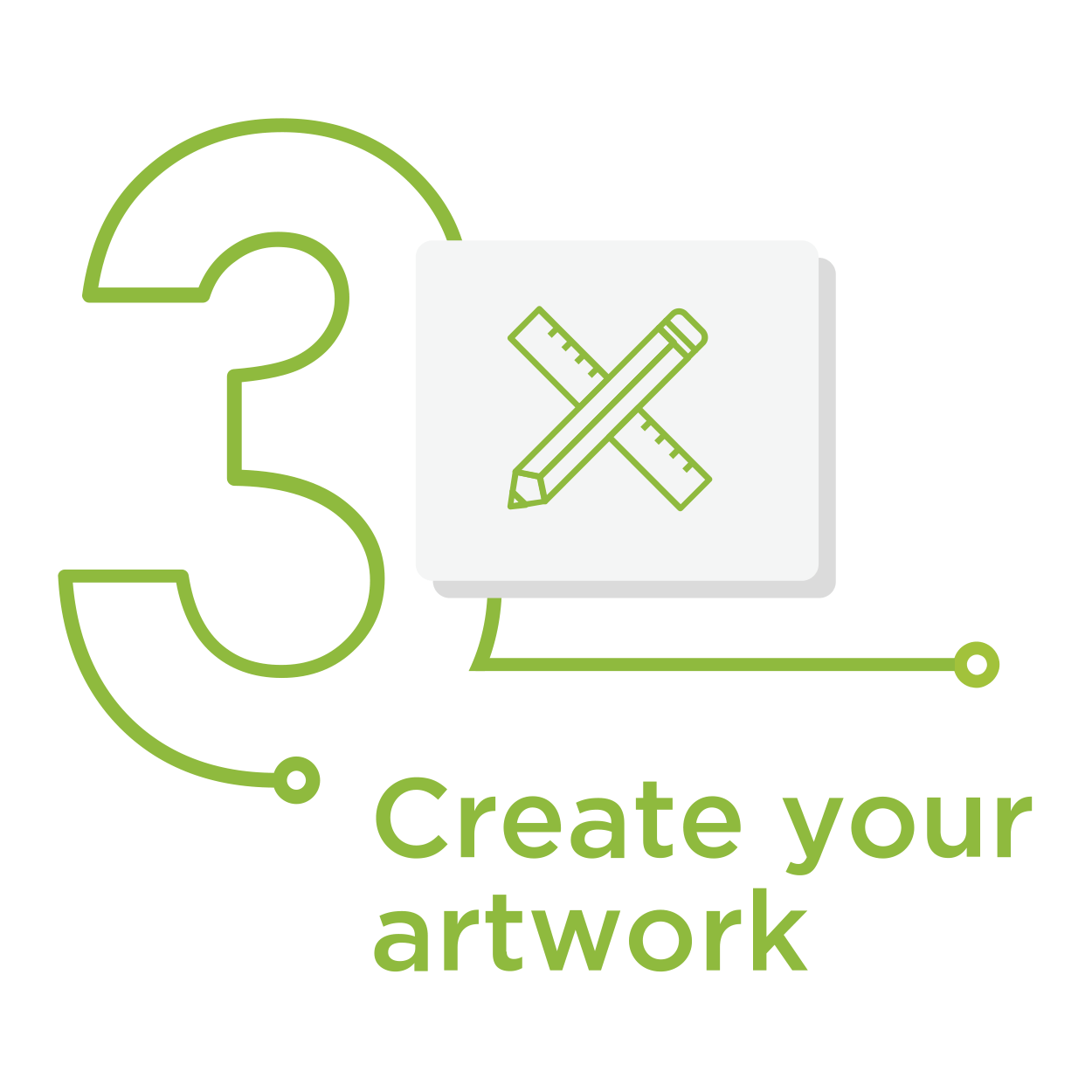 Step 3 - Create your artwork