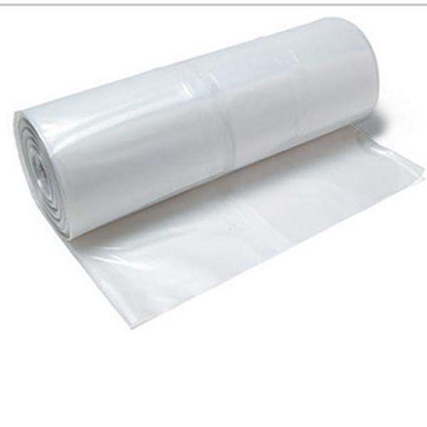 Clear Plastic Sheeting - 10' x 200' x 2 mil