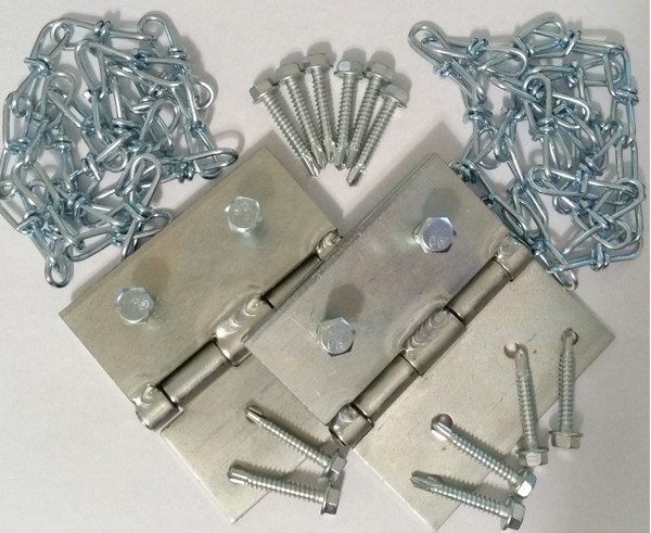 Diverse Hinge Systems ( Exhaust Fan Hinge Kit)
