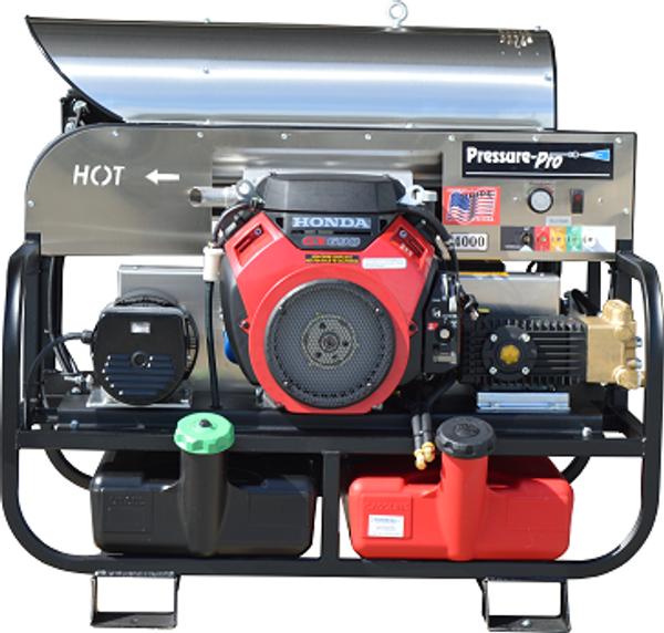 6115PRO-20G, 5.5 GPM @ 3500 PSI, GX630 Honda, HP5535 Pump