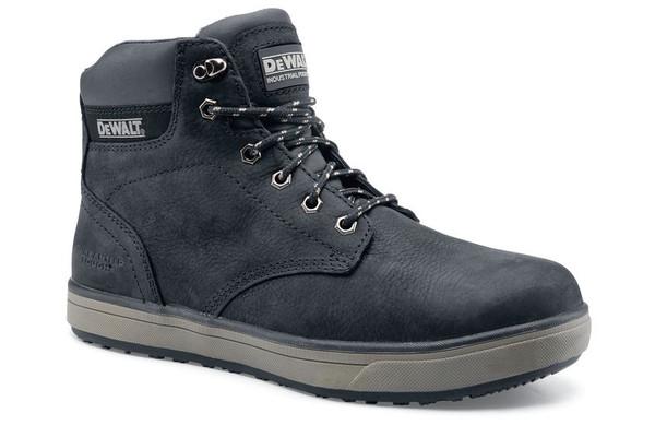 Plasma - Steel Toe Black (Style# 77632) Unisex