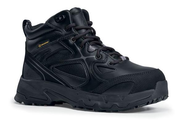 Moxie Mid - Aluminum Toe ACE Workboots Women's Black (Style# 79799) (Wide Width)