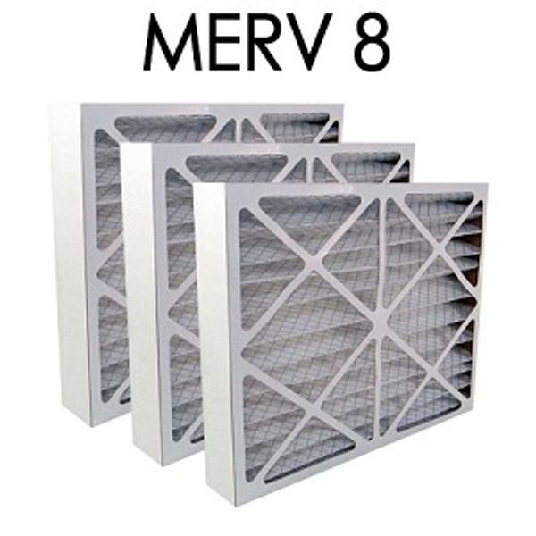 MERV 8- 24x24x2 Pleated Filter