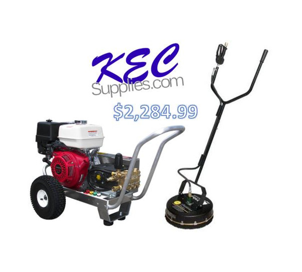 Residential Cleaning Start-Up Package (EB5525HG) **FREE SHIPPING**