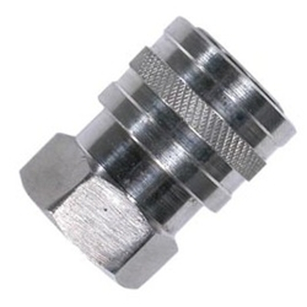 "QC SOCKET 1/2"" FPT 304 STAINLESS STEEL"