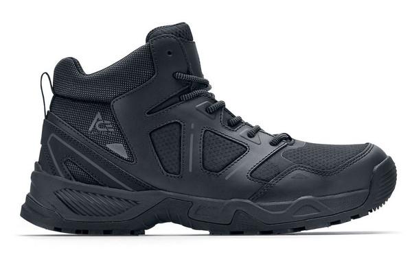 Defender Mid - Soft Toe, Unisex, Black (Style #63206)
