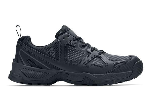 Defender Low - Soft Toe,  Black, Style# 64024