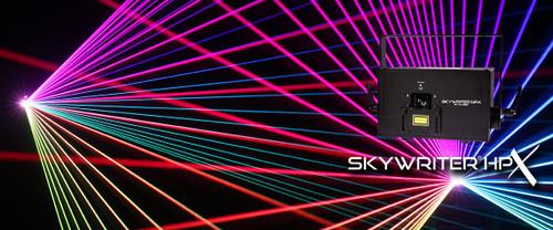 X-Laser Skywriter HPX (2W ILDA)