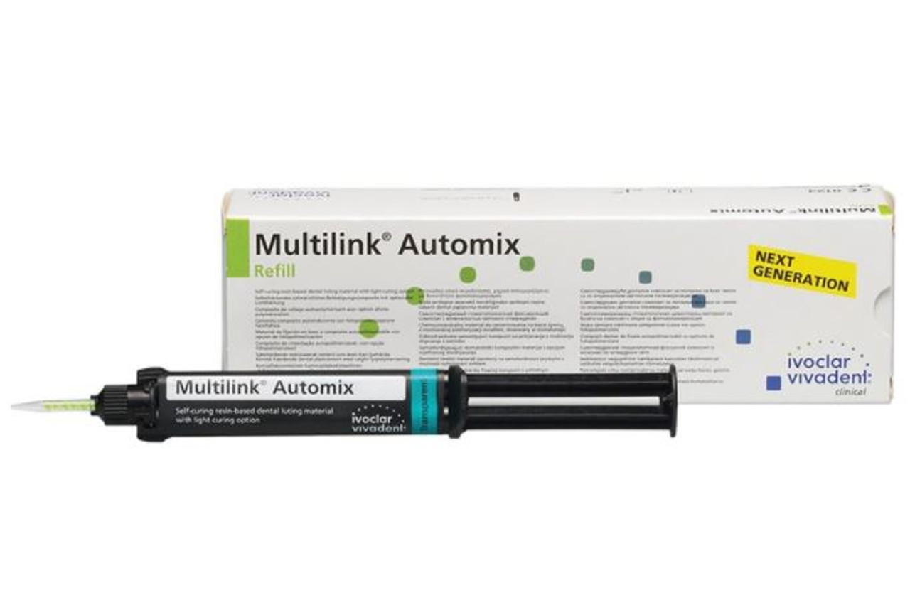 Ivoclar Vivadent - Multilink Automix Refill Transparency