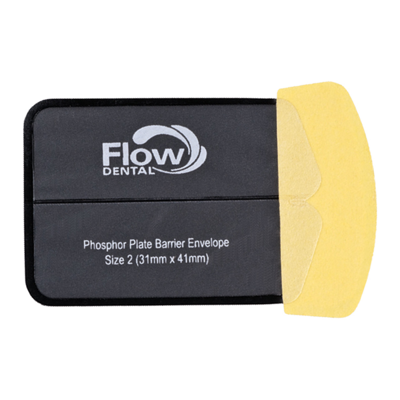 Flow Dental - Safe in.Nin. Sure Deluxe Envelopes - Size 3 - 300/bx