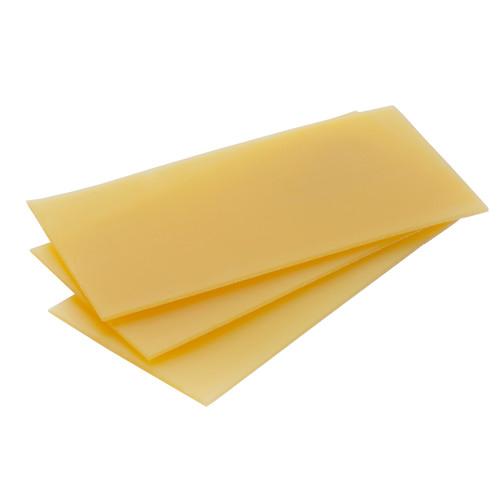Kulzer - Modern Materials Yellow Bite Wax Sheets