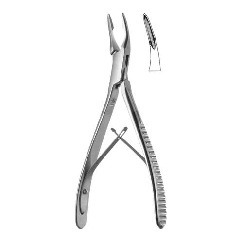 A.Titan - Bone Rongeur, Friedman, Micro, Slight Curve