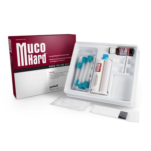 Parkell - MucoHard - Hard Denture Reline Kit