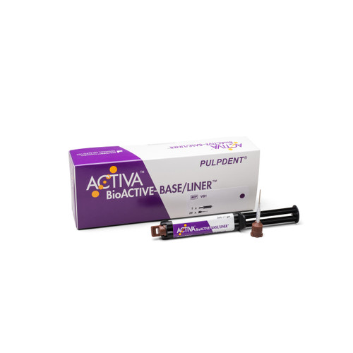 PULPDENT - ACTIVA BIOACTIVE PRODUCTS