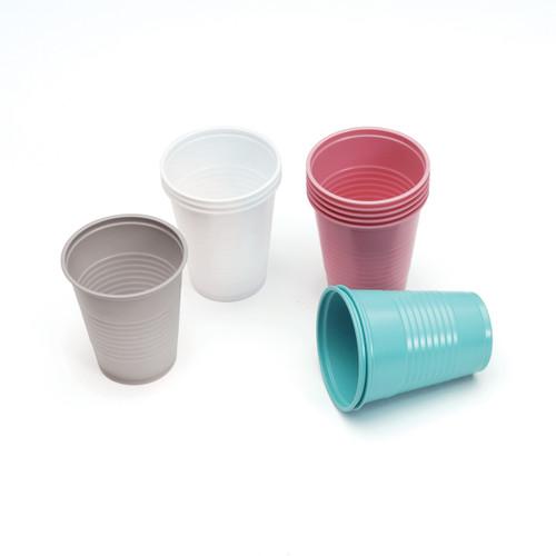 Quala - Premium Plastic Drinking Cups - Dusty Rose