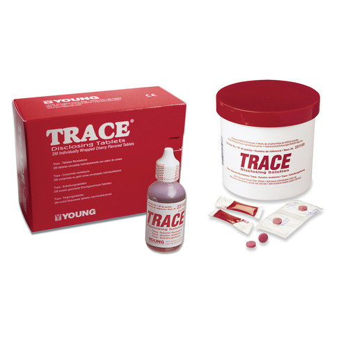 Young Dental - Trace Disclosing Solution-Unit Dose Packs - Unit Dose Packs