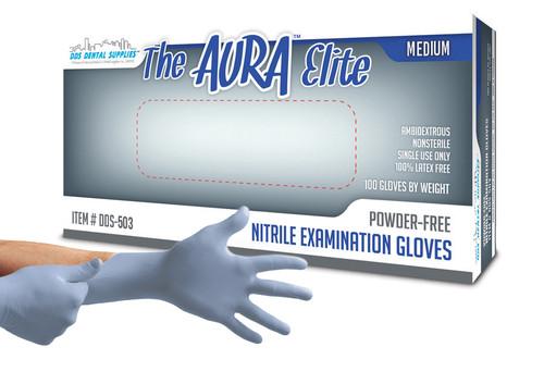 Aura Elite MED 200/BX P.F Nitrile