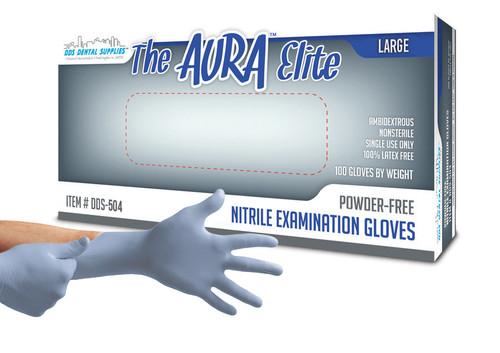 Aura Elite LG 200/BX P.F Nitrile