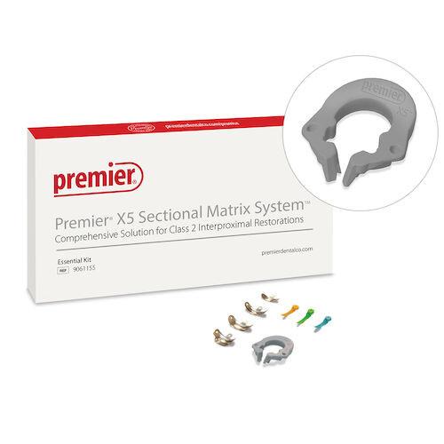 Premier X5 Sectional Matrix System - Premier X5 Sectional Matrix System Essential Kit ,9061155