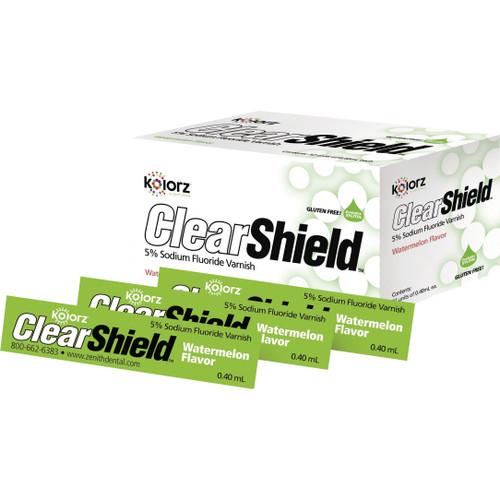 DMG America - Kolorz ClearShield Fluoride Varnish - Bubblegum 35/pk