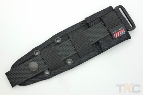 Esee Molle Back Panel for Model 3 and 4 Sheaths Black Jump Proof Pals Belt