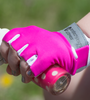 Children's Cycling Gloves by Aero Tech Designs - Fingerless Padded Glove
