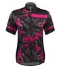 Aero Tech Women's Mosaic Empress Jersey in Pink Front