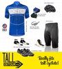 TALL Men's Aero Detour Sprint Jersey Kit Panel