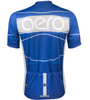 TALL Men's Aero Detour Sprint Jersey Royal Blue Back