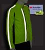 High Visibility Reflective 3M Super Bright Scotchlite 360 Reflective Front View