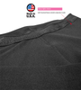 Women's Stretch Fleece Padded Cycling Tights Interior Detail
