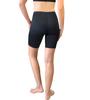 Aero Tech Women's Classic UNPADDED Bike Short - Compression Workout Shorts