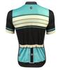 Retro Active Cyclewear Biking Sprint Jersey Back
