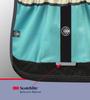Retro Active Cyclewear Biking Sprint Jersey Back Reflective Detail