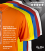Big Men's Cycling Solid Jersey Review