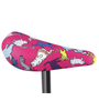 Pink Raining Cats and Dogs Lycra Seat Cover