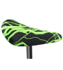 Green Lightning Lycra Seat Cover