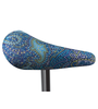 Blue Paisley Lycra Seat Cover