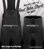 Aero Tech Men's Gel Touring Bib Shorts - with Innovative Mesh Pockets   Made in USA