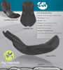 Gel Chamois Pad Detailed Graphic
