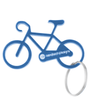 Bicycle Key Chain in Blue