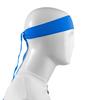Aero Tech Headband Tie Sweatband Royal Blue