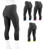 Aero Tech Women's Victoria PADDED Cycling Capri - Supplex Fabric and Reflectives