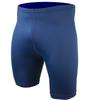 plus size men's compression skin short for workouts