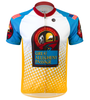 Greater Allegheny Passage Trail Cycling Jersey Front