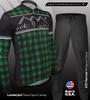 Lumberjack Brushed Fleece Long Sleeve Jersey Kit Panel