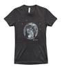 Women's Moon Bike Adventure T-Shirt Front