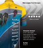 Tall Men's Cadence Jersey Review