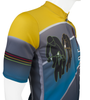 Tall Men's Cadence Sprint Cycling Jersey Upper Off Front View